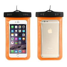 Waterproof Underwater Pouch Dry Bag Case Cover Touchscreen for iPhone Cell Phone