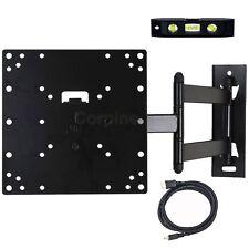 """Tilt Swivel TV Wall Mount Bracket for LG Vizio 24 26 29 32 37 39 42"""" LCD LED ML7"""