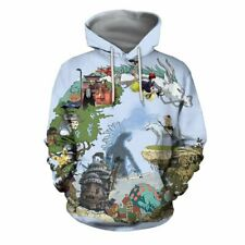 Chiho Spirited Away Hoodie 3D All Over Print