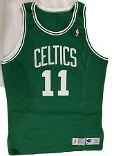 "Stojko Vrankovic ""Game-Worn"" 1991 Boston Celtics #11 Green Jersey"