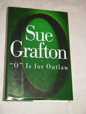 Kinsey Millhone Mystery: O Is for Outlaw 15 by Sue Grafton (1999, Hardcover, Rev