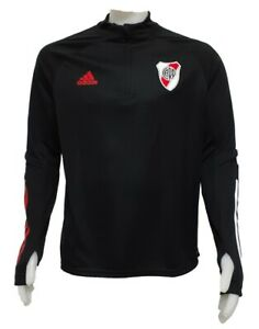 RIVER PLATE TRAINING SWEATSHIRT BLACK 2020 2021
