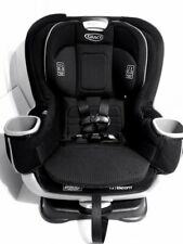 Graco Extend2Fit Convertible Car Seat | Gotham Black