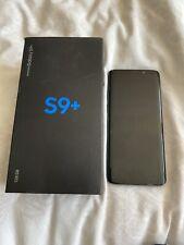 Samsung Galaxy S9+ - 128GB - Black - EE - Smartphone