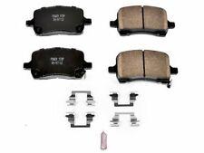 For 2008-2011 Chevrolet HHR Disc Brake Pad and Hardware Kit Power Stop 49277KK