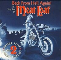 Meat Loaf Back from hell again-The very best of 2 (1994)  [CD]