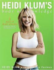 Heidi Klum's Body of Knowledge: 8 Rules of Model Behavior (to Help You Take O…