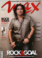 MAX 7 2008 Ligabue Amy Winehouse Baustelle Elisabetta Gregoraci Carlo Cracco