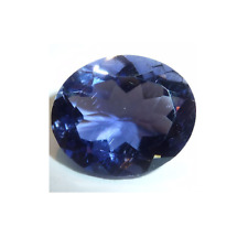 3.17ct Fine Rich Blue Violet Iolite - Oval