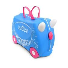 Trunki Ride-on Suitcase / Hand Luggage Princess Carriage Pearl