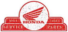 65x30cm Honda Shield Tin Sign