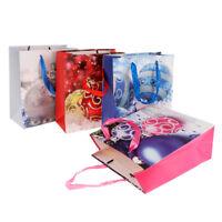 12x Sac de Cadeau Noël Sac d'Emballage Bonbons Objet Décoration Fête