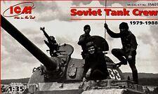ICM 1/35 Soviet Tank Crew 1979-1988 # 35601