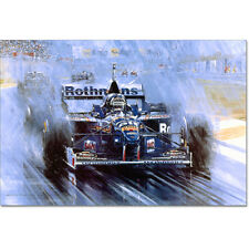 Signed by Damon Hill Making of a Champion Nicholas Watts Mega Deal Was £185