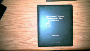 THE HUMMEL CHRISTMAS COVER COLLECTION IN ALBUM