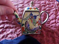 Charlotte Unboxed Decorative Collector Teapots