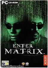 Enter the Matrix (4 disc PC CD-rom set: Windows, 2003)