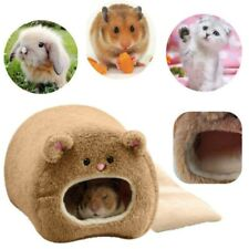 Hamster Guinea Pig Squirrel Hedgehog Warm Hanging Bed Pet Plush Hammocks House