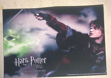 Collector Postcard Harry Potter Reprint ~ Goblet of Fire Movie Poster