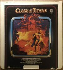 The Clash of the Titans CED Videodisc NTSC 1981