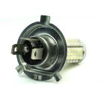 1 Stück KFZ H4 102 SMD LED Birne Licht Auto Lampe Weiß 12 Volt
