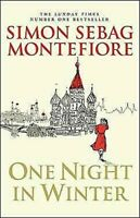 One Night en Hiver Couverture Rigide Simon Sebag Montefiore