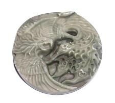 PENDANT/NECKLACE For Wirewrap? Carved Or Molded FLYING DRAGON P355