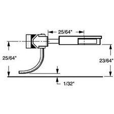 """Kadee #26 - Long 25/64"""" Centerset #213 & #232 Draft Gear Box & Talgo Tk Adapters"""