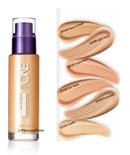 Oriflame The One IlluSkin Aquaboost Foundation Spf20 - Natural Beige