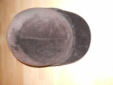 Charles Owen Black Velvet Young Riders Hat- Size 6 and a Half