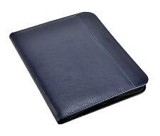 A4 Portfolio Case Professional Soft Padded Folder - Black