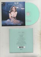 kylie minogue - flower cardsleeve   cd