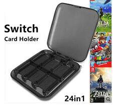 24 in 1 Portable Game Card Storage Box Holder Card Organizer Nintendo Switch