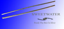 """Sweetwater 8"""" 99.99% Pure Silver Wire Rods Free Colloidal Mail"""