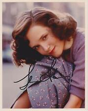 Lea Thompson   Autograph , Hand Signed Photo