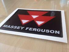 Massey Ferguson Aufkleber, Emblem Front Emblem