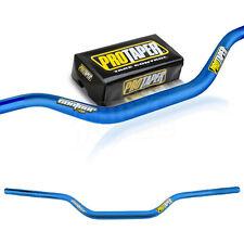 New Pro Taper Contour HandleBars Bars Fatbars WINDHAM Blue YZ YZF 125 250 450