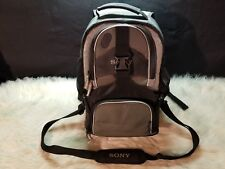 Sony DSLR SLR Camera Accessory Backpack Bag Carrying Case