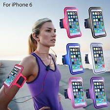 """Sports Running Gym Armband Case Cover Holder for iPhone 6 4.7"""" Plus 5.5"""" 5S 5 4S"""