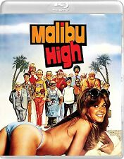 MALIBU HIGH - BLU RAY - Region A
