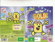 Wow Wow Wubbzy-Go For Gold-2010-[84 Minutes]-Animated WWW-DVD