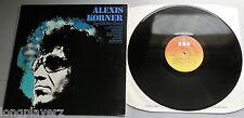 Alexis Korner - Get Off My Cloud UK 1975 CBS LP