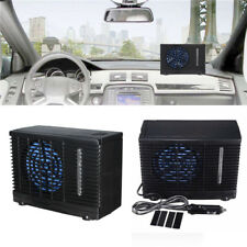 12V Portable Car Home Evaporative Air Conditioner Ice Water Cooler Cooling Fan