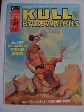 Kull and the Barbarians #2 - Magazine (1975) * Marvel *