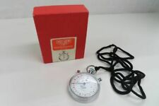 Tag Heuer Stopwatch 80s / Trackmaster HS8032 / Manual winding / with box