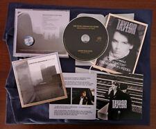 John Taylor/Jonathan Elias RESUMÈ Deluxe CD/T-Shirt/Badge/#-ed Certificate DURAN