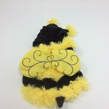 Top Paw XSmall Pet/Dog Halloween Bumble Bee Plush Adjustable Costume