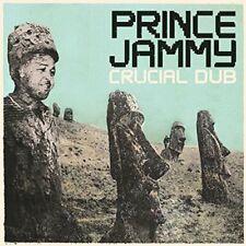"Prince Jammy - Crucial In Dub (NEW 12"" VINYL LP)"