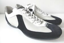 Santoni zapatos caballero zapatos casual zapatillas-talla 7 (41) - nuevo/orig.