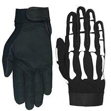 Skeleton Bones - 2XL Mechanic's Gloves